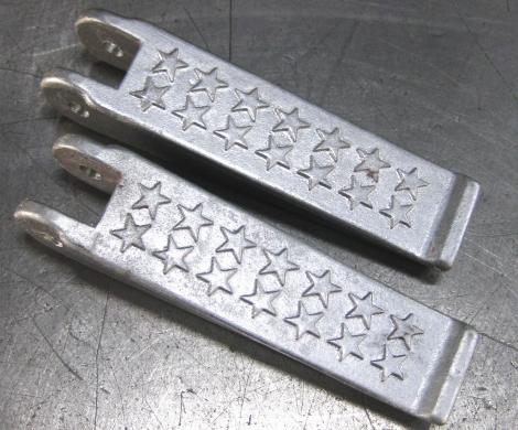 Aluminium / unpolished