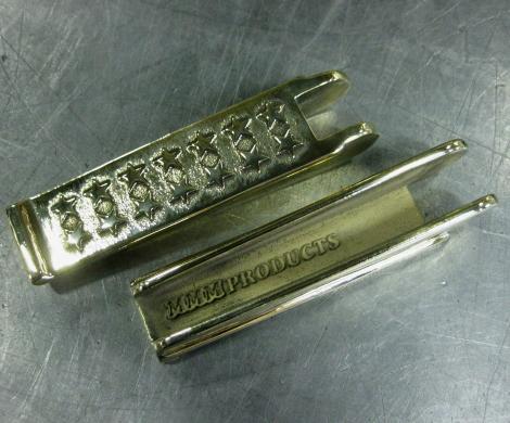 Brass / polished