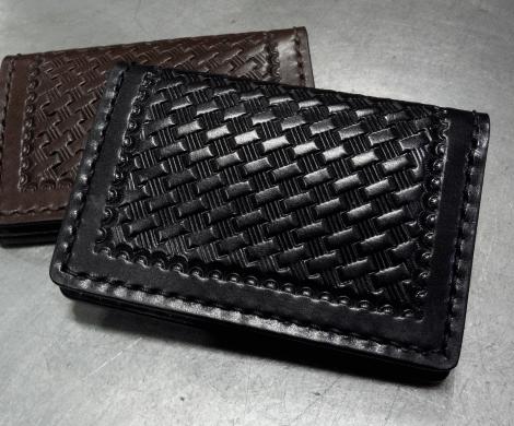 D-type: BK / basket weave