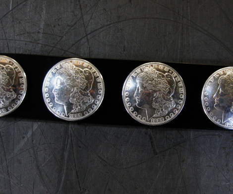 $1 Coin Morgan Belt -1800's-