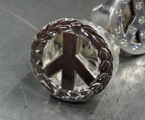 Silver925×Hand Engraving (JIRI)