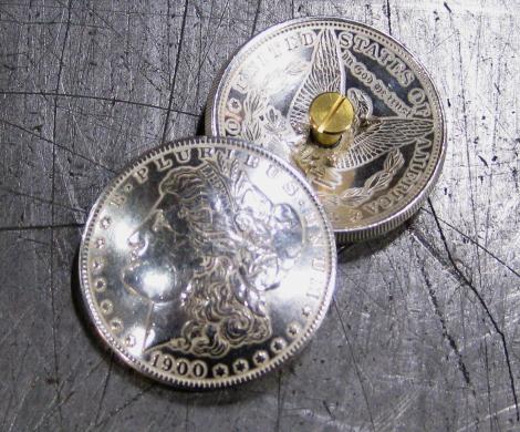 $1 Coin Morgan Belt -1900's-