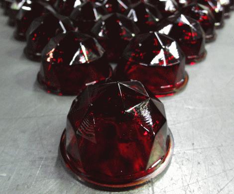 Diamond Rose Cut Lens